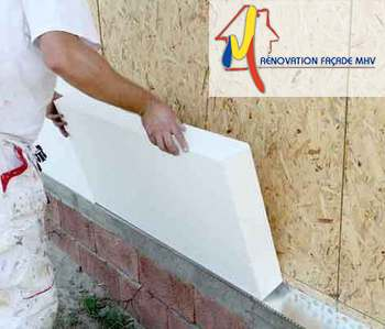 Rénovation Façade MHV